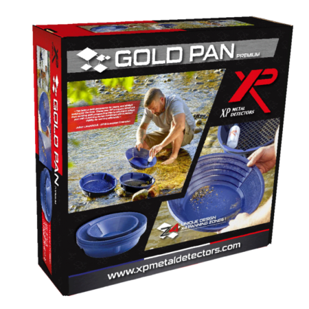 Gold Pan Premium Kit de XP